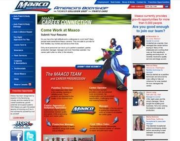 Maaco Milestone 2000