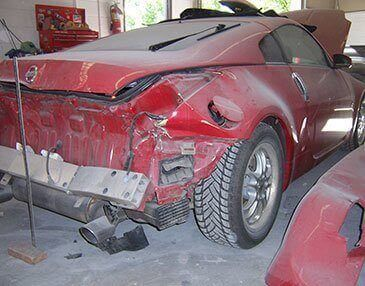 Auto paint and collision repair for Maaco paint and body