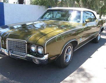72 olds before